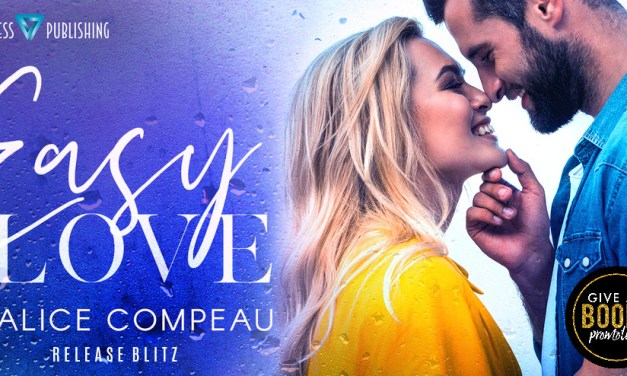 Easy Love by K. Alice Compeau Release Blitz