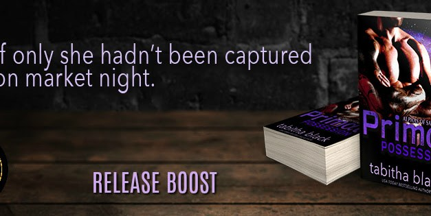 Primal Possession by Tabitha Black Release Boost