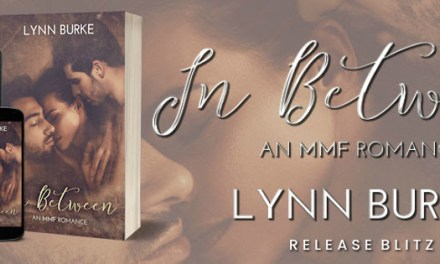 In Between by Lynn Burke Release Blitz