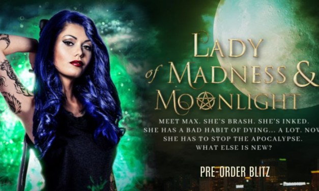 Lady of Madness & Moonlight by Annie Anderson Pre-Order Blitz