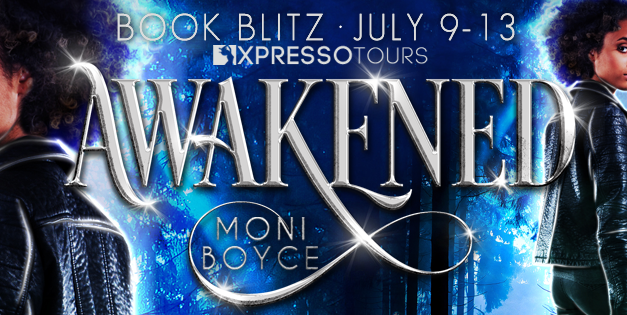 Awakened by Moni Boyce Book Blitz
