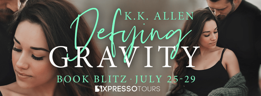 Defying Gravity by K.K. Allen Book Blitz