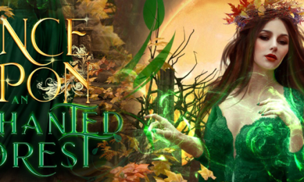 Once Upon An Enchanted Forest: An Anthology of Romantic Witchcraft Stories Cover Reveal