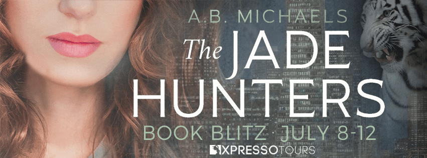 The Jade Hunters by A.B. Michaels Book Blitz