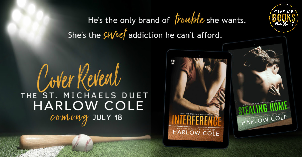 St. Michaels Duet by Harlow Cole Cover Reveal