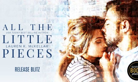 All the Little Pieces by Lauren K. McKellar Release Blitz