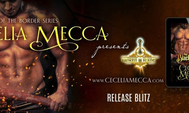 The Blacksmith by Cecelia Mecca Release Blitz