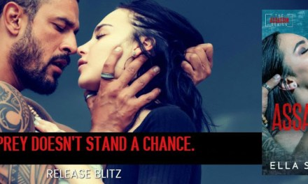 Assassin's Prey by Ella Sheridan Release Blitz