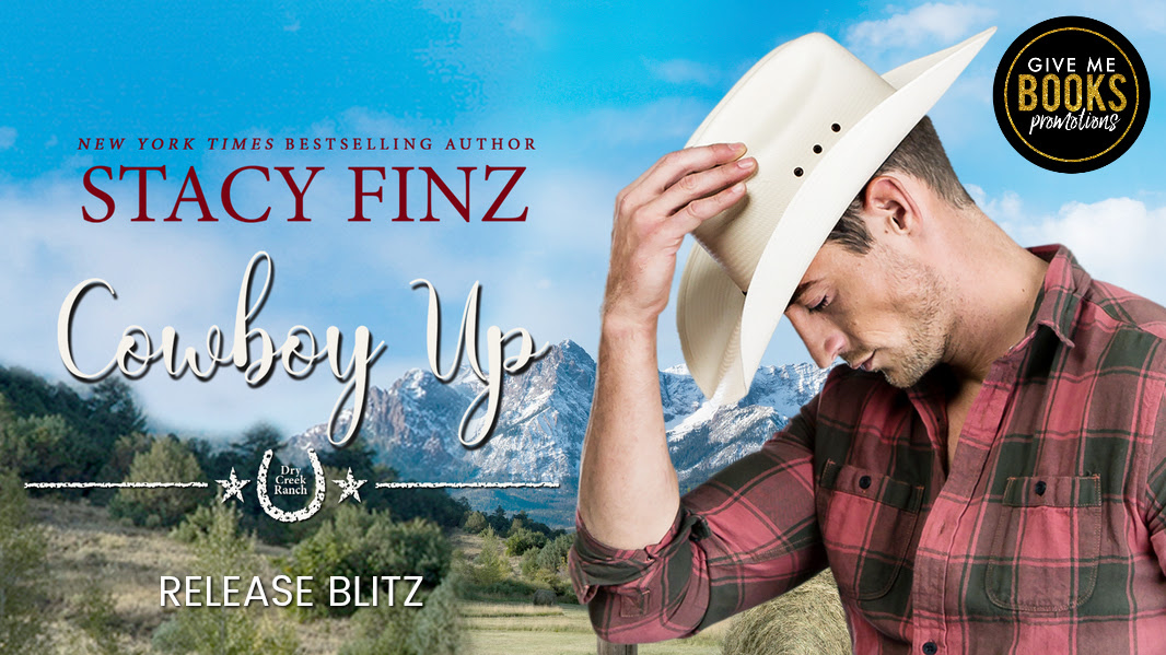 Cowboy Up by Stacy Finz Release Blitz