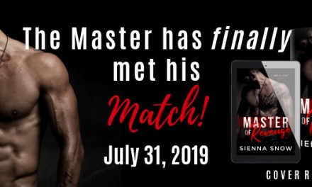 Master of Revenge by Sienna Snow Cover Reveal