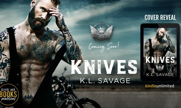 Knives by K.L. Savage Cover Reveal