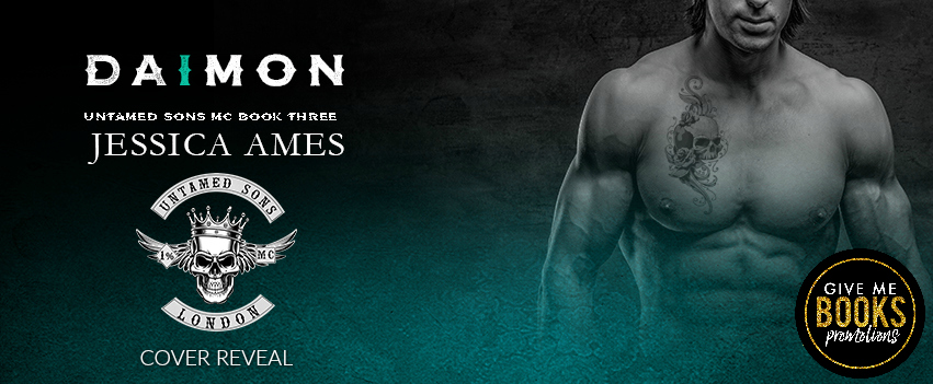 Daimon by Jessica Ames Cover Reveal