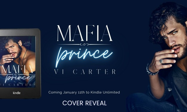 Mafia Prince by Vi Carter Cover Reveal