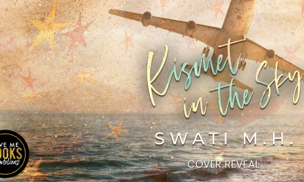 Kismet in the Sky by Swati M.H. Cover Reveal