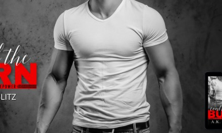 Control the Burn by A.K. Evans Release Blitz