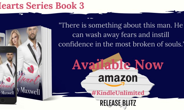 Saving His Heart by Avery Maxwell Release Blitz