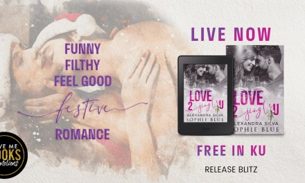 Love 2 Jingle U by Alexandra Silva & Sophie Blue Release Blitz