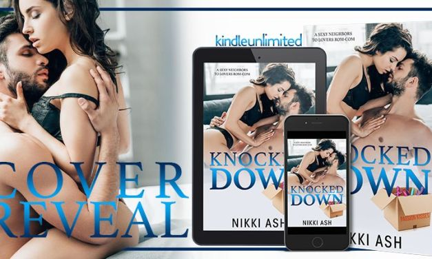 Knocked Down by Nikki Ash Cover Reveal