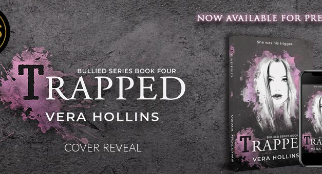 Trapped by Vera Hollins Cover Reveal
