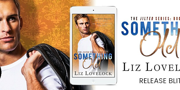 Something Old by Liz Lovelock Release Blitz