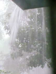 Rooftop Waterfall