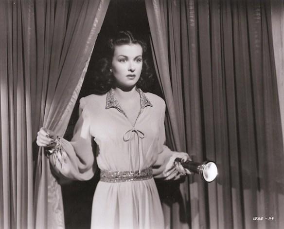 Joan Bennettt as Celia Lamphere in SECRET BEYOND THE DOOR  (1948, Fritz Lang).