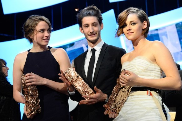 FRANCE-CINEMA-CESAR-AWARD-CEREMONY