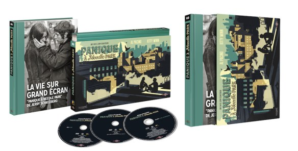 3D COFFRET ULTRA COLLECTOR PANIQUE ∑ NEEDLE PARK OUVERT DEF