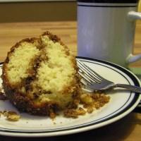 Starbucks Old Fashioned Coffee Cake