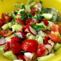 Roasted Tomato Salsa with Ancho Chiles | anotherfoodieblogger