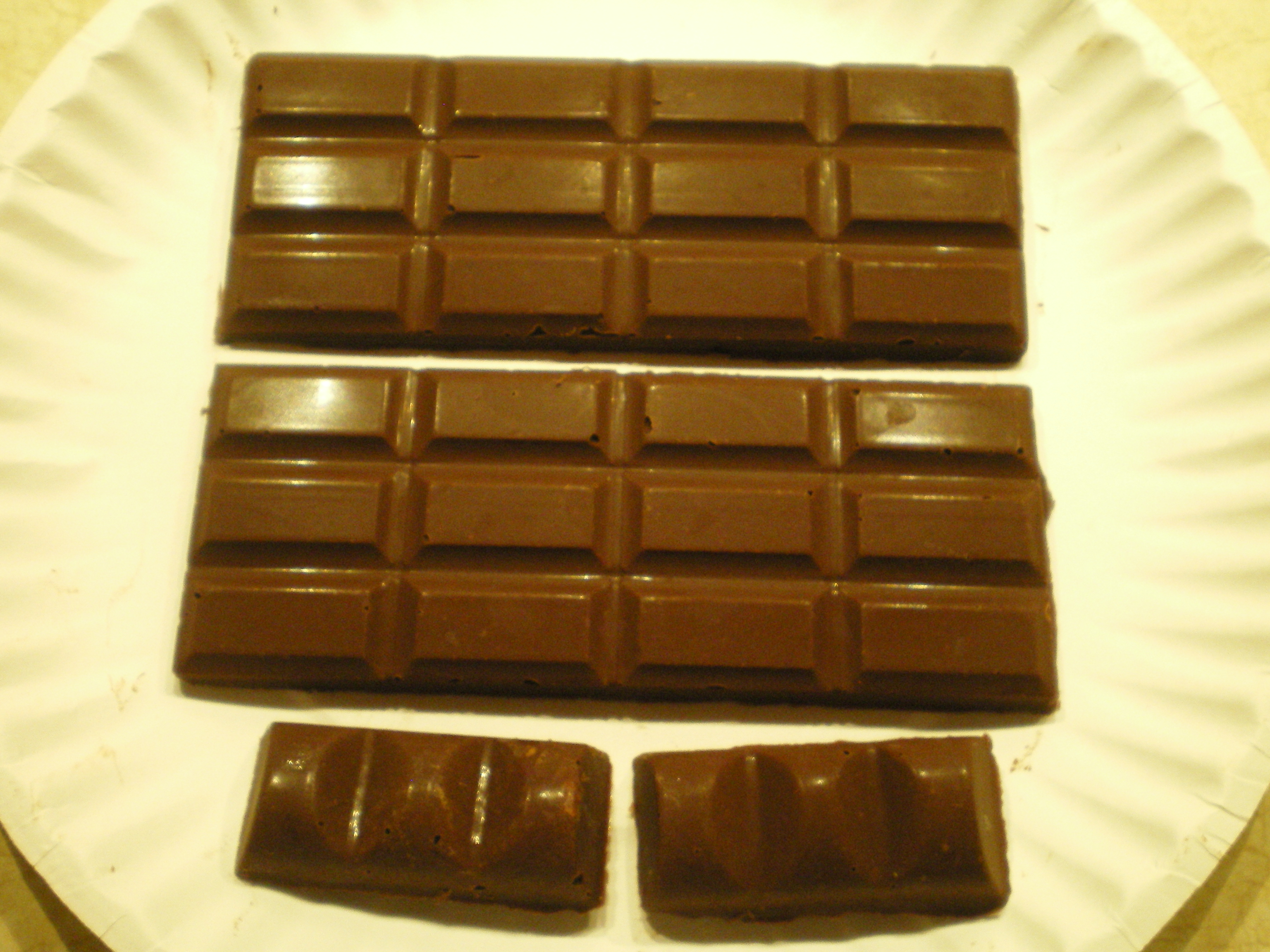 Chocolate Candy Bar Fractions Pictures To Pin