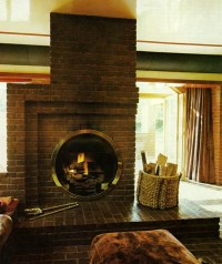 Weird and Wonderful Retro Fireplaces   AnOther