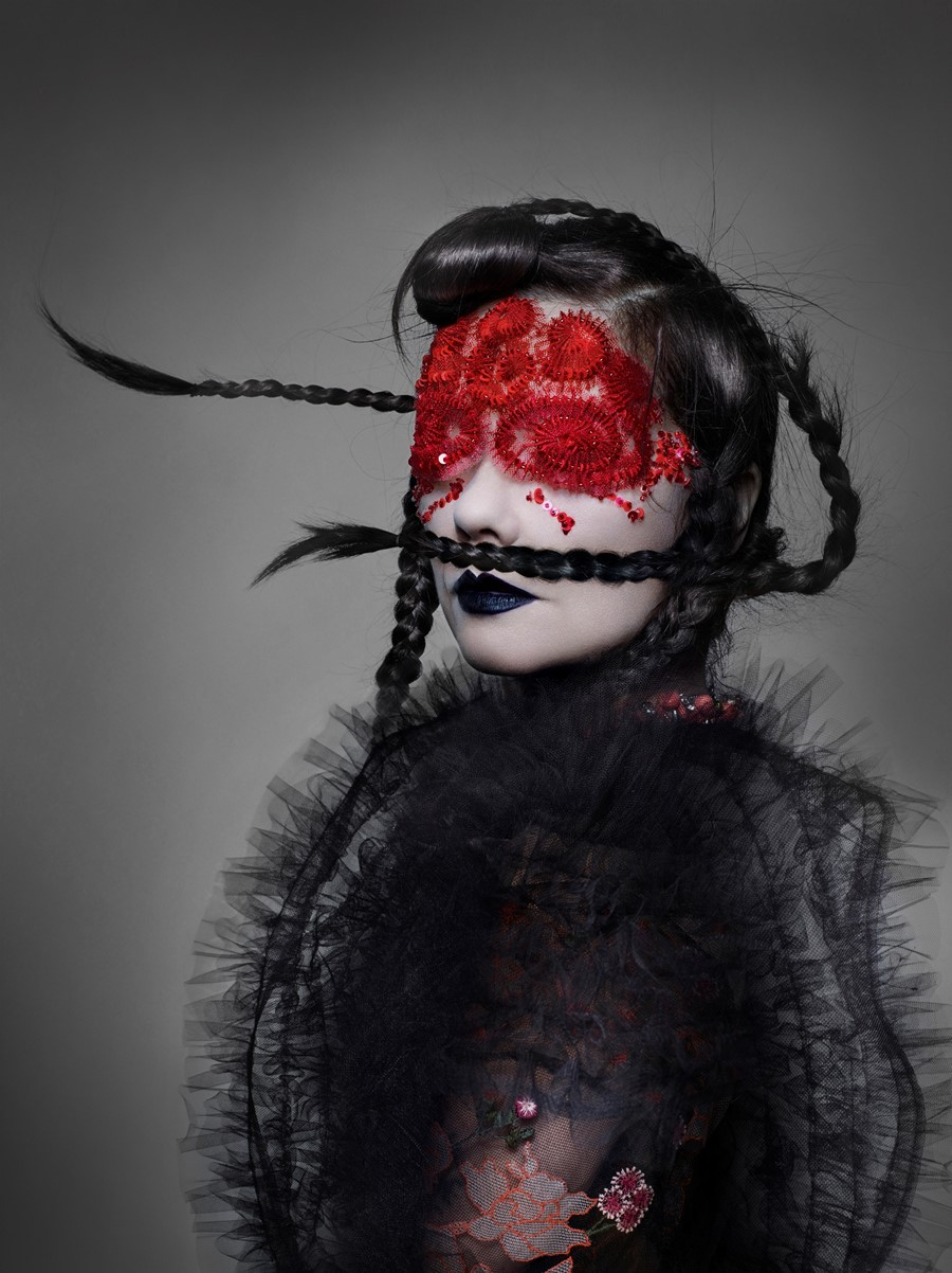 The Full Shoot Bjrk By Nick Knight And Katy England