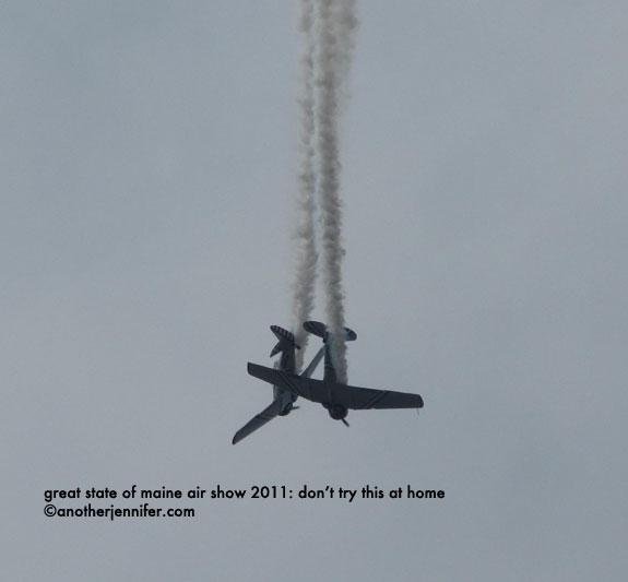 airshow tricks