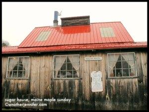 sugar house goranson farm