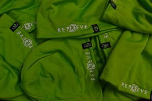 REPREVE Green Beanies