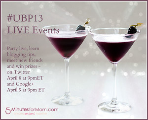 #UBP13 live events