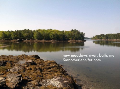 new meadows river bath maine