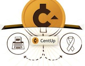 CentUp logo