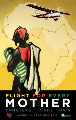 Flight for Every mother poster