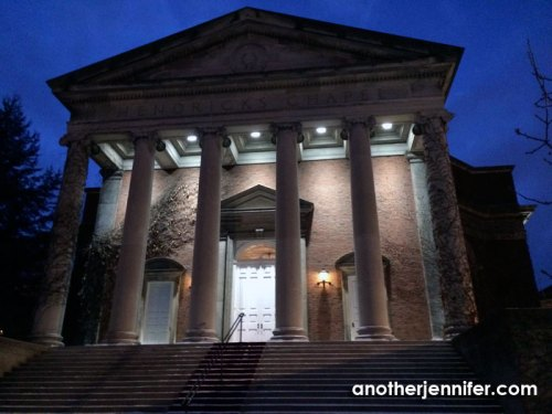 Hendricks Chapel, Syracuse