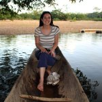 jennifer iacovelli barbour dugout canoe nicaragua