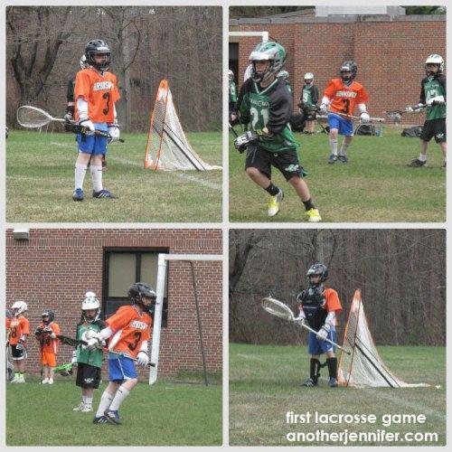 lacrosse collage