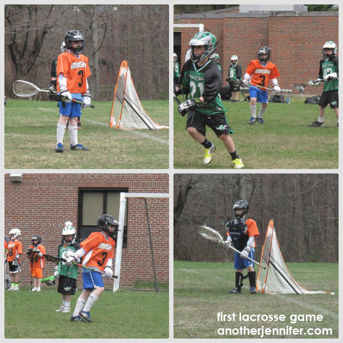 lacrosse collage