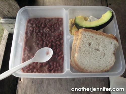nicaragua breakfast