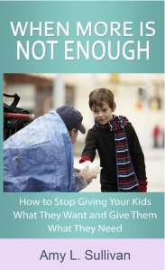 Philanthropy Friday: When More is Not Enough