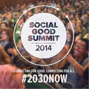 social good summit 2014