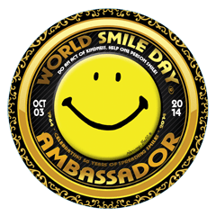 Philanthropy Friday: Happy World Smile Day!