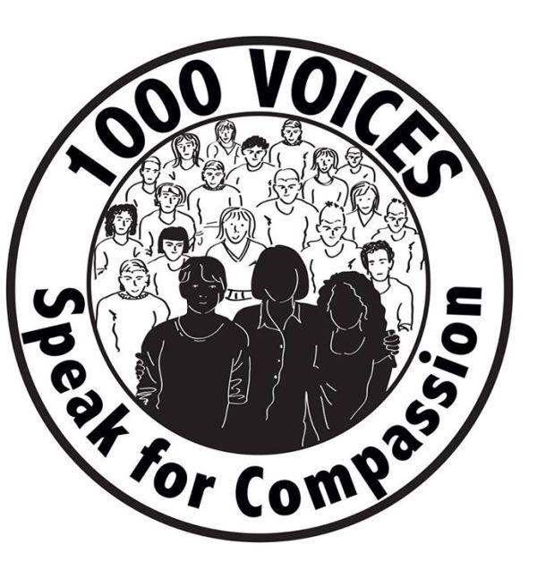 1000 Voices Speak