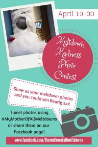 Share a Meltdown Photo and Win a Keurig 2.0!